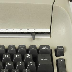Selectric I Typewriter, 1961