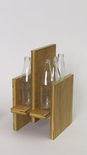 """Six Pack"" from ""Recycle Series"" Container, 1989"