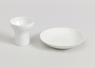 3-T Cup And Saucer