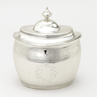 Tea Caddy (England), 1800