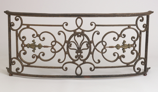 Balcony Grille (France), ca. 1700