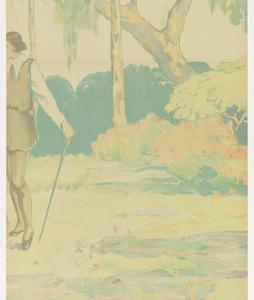 Scenic - Panel, June Day, 1939