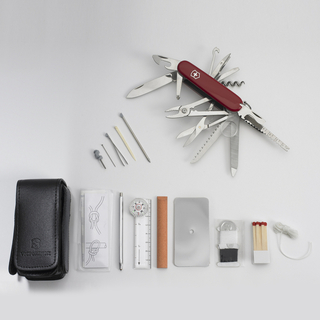 Swiss Champ SOS Pocket Knife/Multitool, introduced 1985