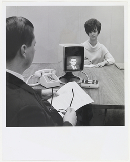 Face-to-face communication via the Model II Picturephone