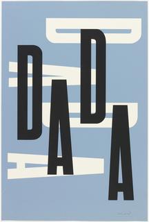Poster, DADA