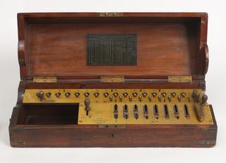 Arithrometer Calculator