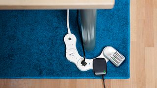Surge Protector, Pivot Power Genius Flexible, 2013