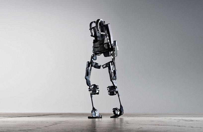 Bionic Suit, Hybrid Ekso Bionic Suit/3D Systems Personal Ekso Prototype, 2013