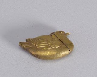 Bird Matchsafe