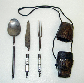 Fork Handle (Northern Italy)