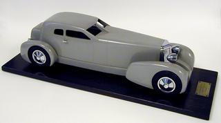 Marmon Twelve Automobile Model