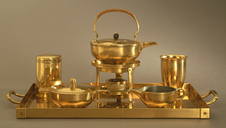 Tea Set (Netherlands), ca. 1903