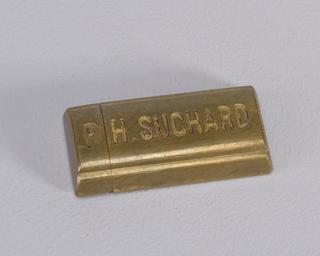 """H. Suchard (chocolate) """"Ges: GeschutzT"""" """"Made in Vienna"""""""