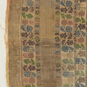Textile (Near East), 19th century
