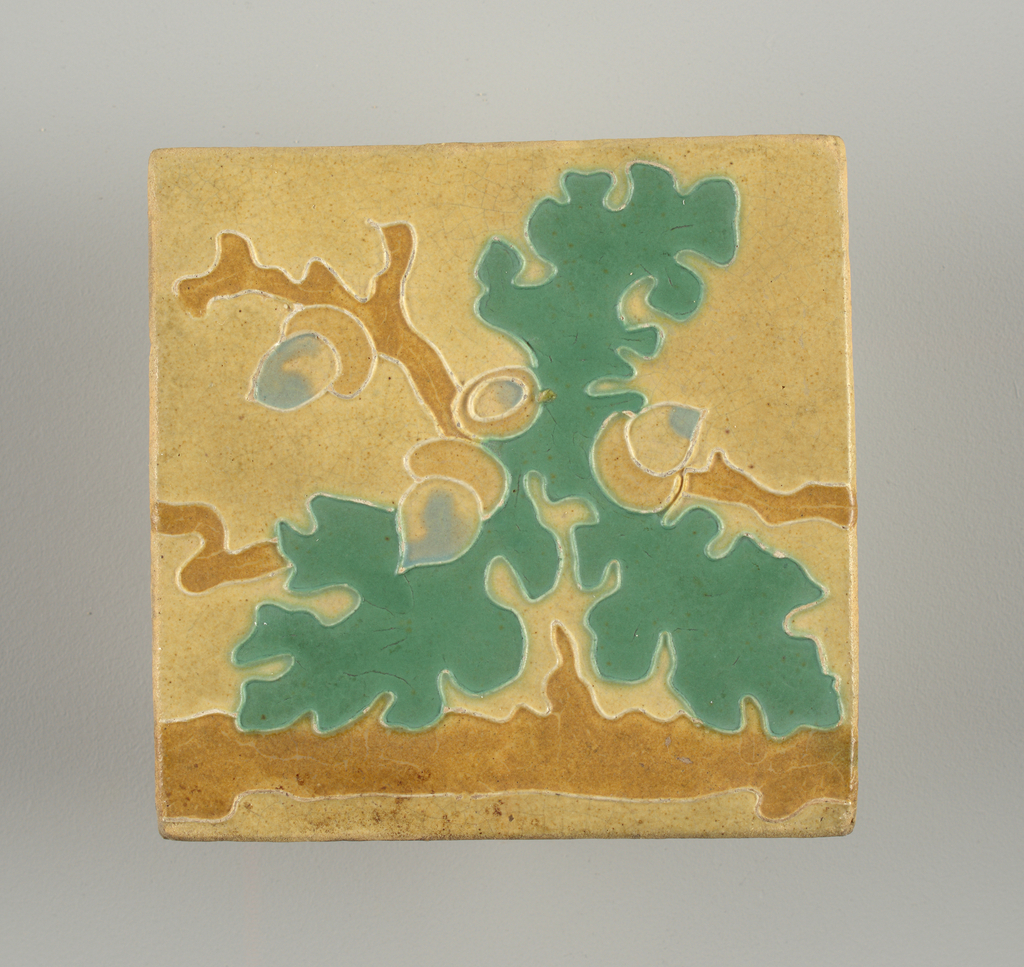 Tile (USA), 20th century