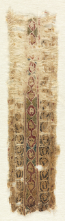 Tiraz Tapestry Fragments