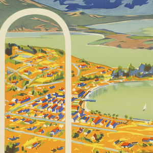 Poster, Railway Studio